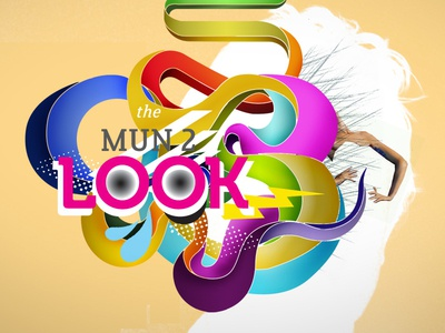 Mun2 Look - Fashion TV Spot Title Card