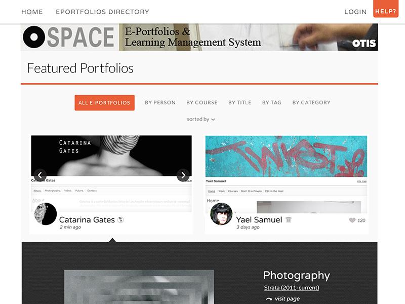 Portfolio Directory Comp Exploration
