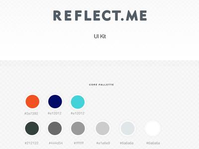 Reflect.me UI Kit