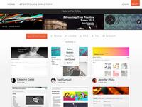 Portfolio Directory Iteration