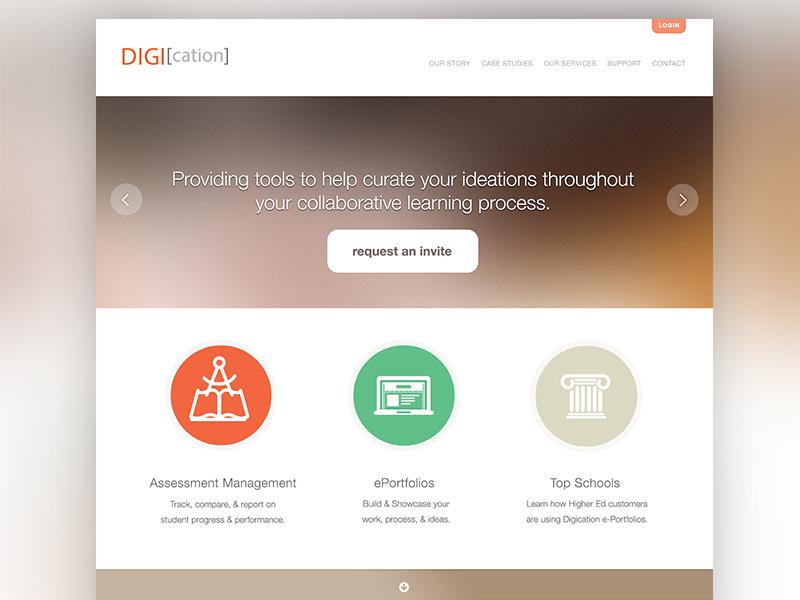 Responsive Website Layout Explore