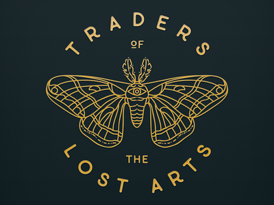Traders of the Lost Arts logo