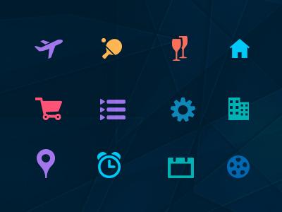 Zodo app iconset