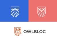 Owlbloc Logo