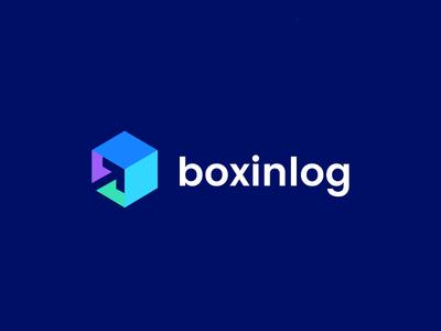 Boxinlog Logo