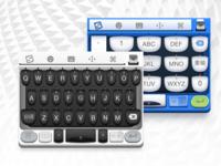 Color Shell Typewriter  Keyboard skin
