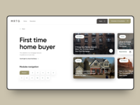 Mortgage Website #1 Educational Module