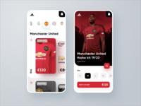 Adidas Shop Application