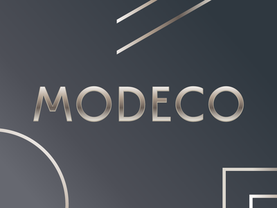Modeco lettering graphic design fonts graphicdesign letter typeface font typography type