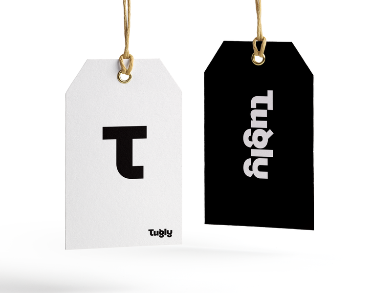 Tugly design lettering graphicdesign graphic fonts typeface letter typography type font