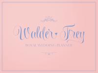 Game Of Thrones Fake Logos - Walder Frey