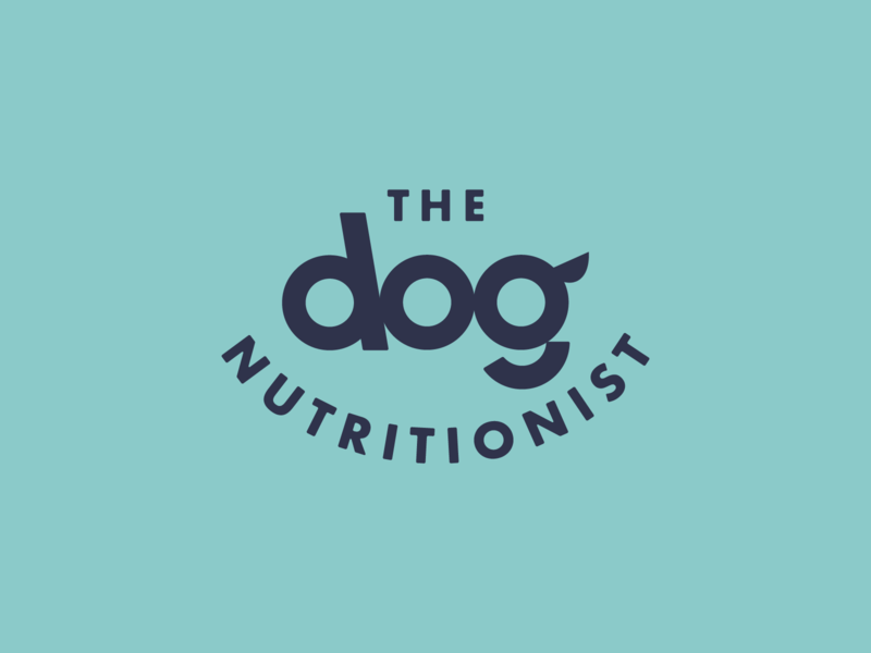 The Dog Nutritionist - Logo concepts