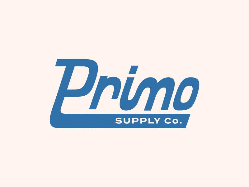 Primo Skate - Rd2 lettering branding design skateboarding skateboards skate typography logo logomark logo designer branding
