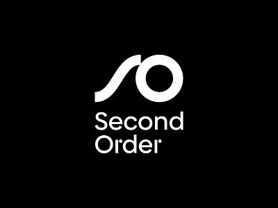 Second Order logo designer branding minimalist logo identity design corporate design advisers logodesign