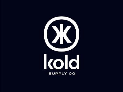 Kold Supply Co - Logomark minimalist logomarks snow clothing company outdoor brand clothing brand logomark logo designer branding