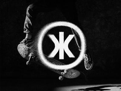 Kold Supply -  Logomark Spraypaint simple logos spraypaint logomark logo designer branding