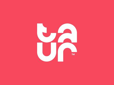Taur Archive minimalist logo typography logos electric scooter curves minimal simplistic logomark logo designer branding taurus