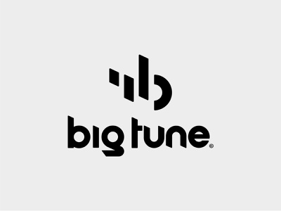 Big Tune - Music Management Company music production music bars logomarks music logo logo logomark logo designer branding music management hiphop