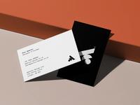 Aperios Design - business card re-design