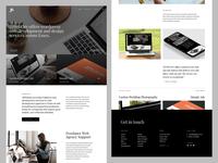 JS Web Development  - web design