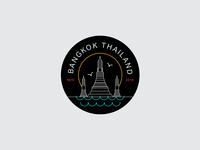 Bangkok Travel Badge