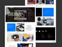 Design Agency  - Archived Design Variation 1