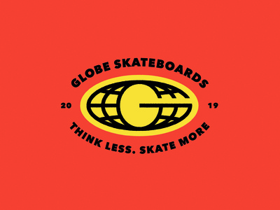 Globe Skateboards - Logo Experiment