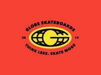 Globe Skateboards - Logo Experiment