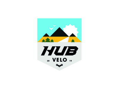 Hub Velo – Cycling Badge