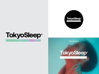 TokyoSleep® Fashion Brand #003 simple minimalist tokyo fashion tokyo fashion brand business card design business card logomark logo logo designer branding