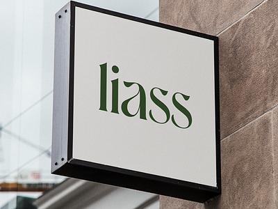 Liass – Sustainable pleasing furniture. Brand Identity. identity design grid typography branding brand identity corporate design logo