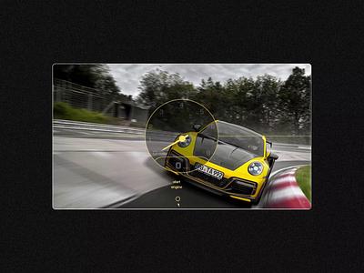 TECHART GTstreet R — Sportscar digital brand experience animation sound visualization sound sportscar car automotive digital brand experience brand experience storytelling