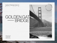 San Francisco - layout and type exploration