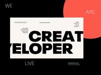 Davide Perozzi - Developer Portfolio - Live