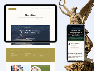 Law firm — Blog mobile story details story blog details article blog article blog magazine typography layout grid lawyer law firm art direction clean editorial