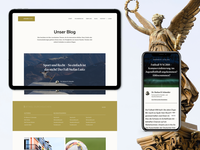 Law firm — Blog