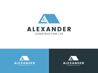 Alexander Construction Logo