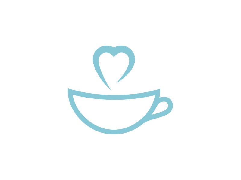 Coffee coffee cafe heart happy