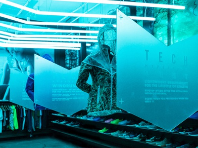 Nike Tech Hyperfuse @ Blends Beverly hills