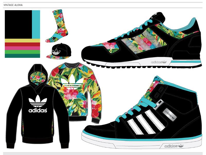 Adidas Originals Color Project footwear adidas apparel color design