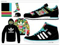 Adidas Originals Color Project