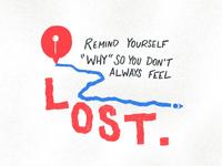Reminder to self!