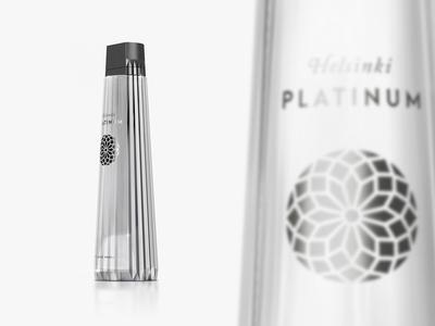 Helsinki Platinum Vodka