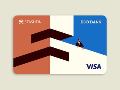 Credit Card Design bank card illustration minimal illustration bank card credit card design creative credit card credit card design idea