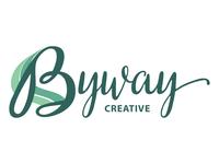 Logo Kaylan Petrie Graphic Design Byway Creative Branding Nature