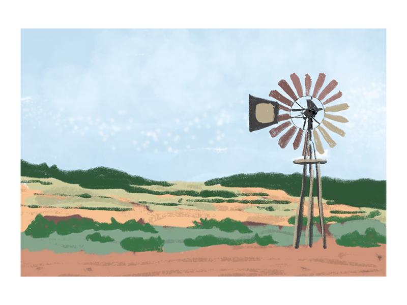 Kaylan petrie illustration digital paintings3