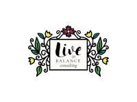 Live in Balance Logo