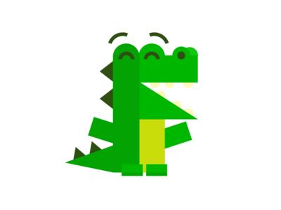 Alligator Icon By Gina