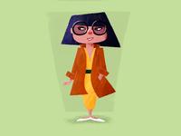 Edna Mode-ish