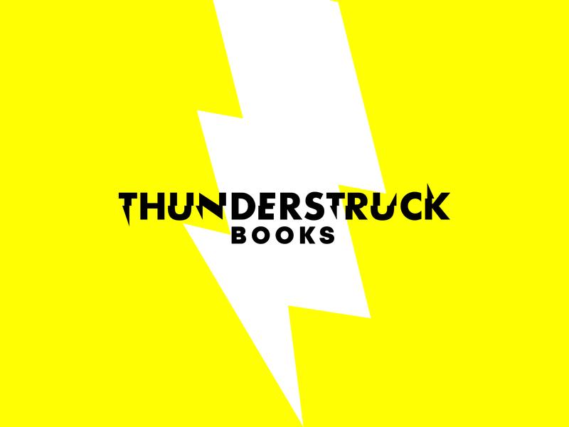 Thunderstruck Logo // Concept logodesign logo branding